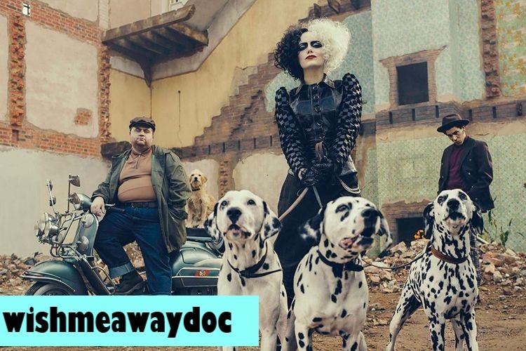 Review Film Cruella,  Sisi Lain Antagonis 101 Dalmatians