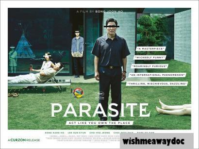 Review Film Parasite, Drama Kebohongan Keluarga