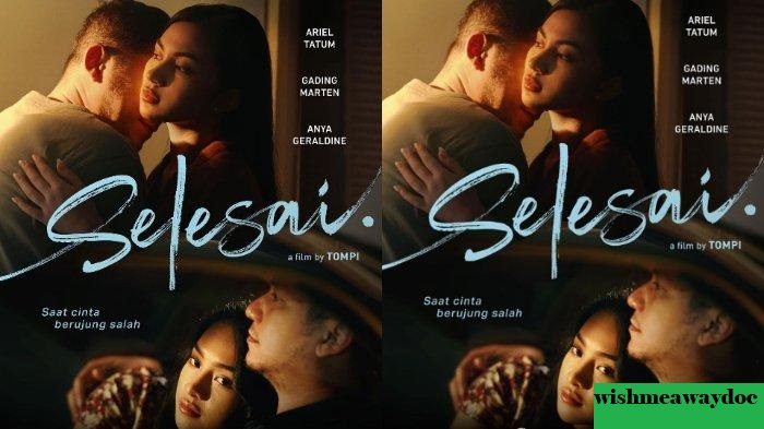 Review Film 'Selesai', Film Romansa Rumah Tangga